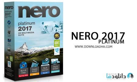 مجموعه تمامی ابزارهای نرو Nero 2017 Platinum 18.0.08400 Retail + Content Pack