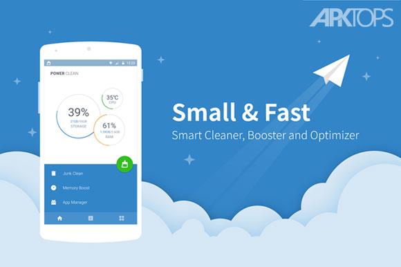 دانلود برنامه بهینه سازی گوشی Power Clean