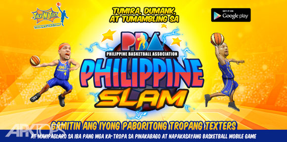 Philippine Slam! – Basketball v2.36 دانلود بازی بسکتیبال اندروید | نسیم دانلود