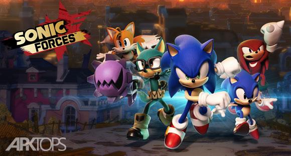 Sonic Forces Speed Battle v1.8.0 دانلود بازی سونیک و نبرد سرعتی برای اندروید | نسیم دانلود